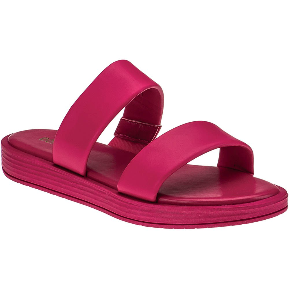 Sandália Chinelo Slide Tiras Domidona 117.06.003 | Pink