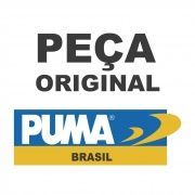 PORCA DA BIGORNA 4MM - PEÇA PNEUMÁTICA PUMA - T6003-01B