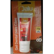 GEL DENTAL DALU MORANGO - 70g