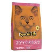 RAÇÃO SPECIAL CAT PREMIUM PARA GATOS FILHOTES 1kg