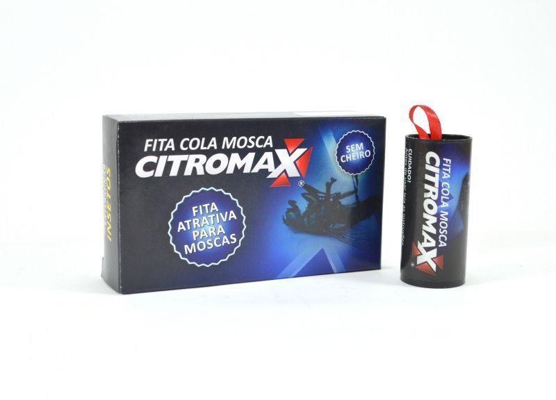 FITA COLA MOSCA CITROMAX 78cm 4UN