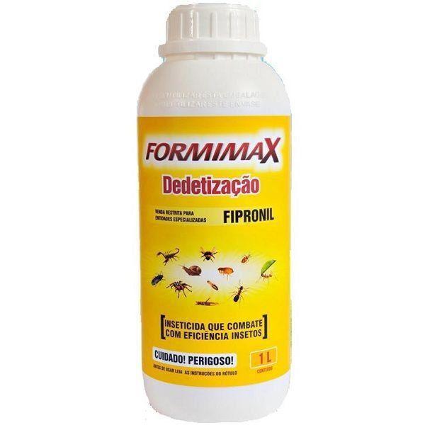 FORMIMAX DEDETIZACAO PLUS FIPRONIL LÍQUIDO 1L