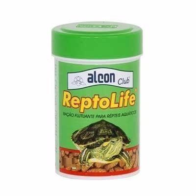 RAÇÃO ALCON REPTOLIFE 30 GR ST