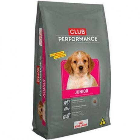 RAÇÃO ROYAL CANIN CLUB PERFORMANCE JÚNIOR - 2,5 KG