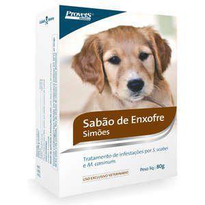 SABÃO ENXOFRE SIMÕES 80g