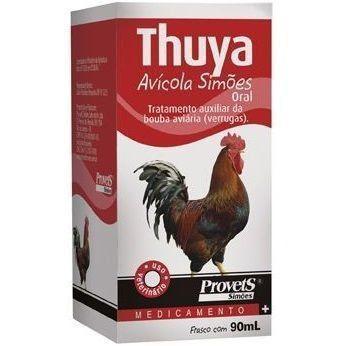 THUYA AVICOLA SIMOES ORAL 90 ML