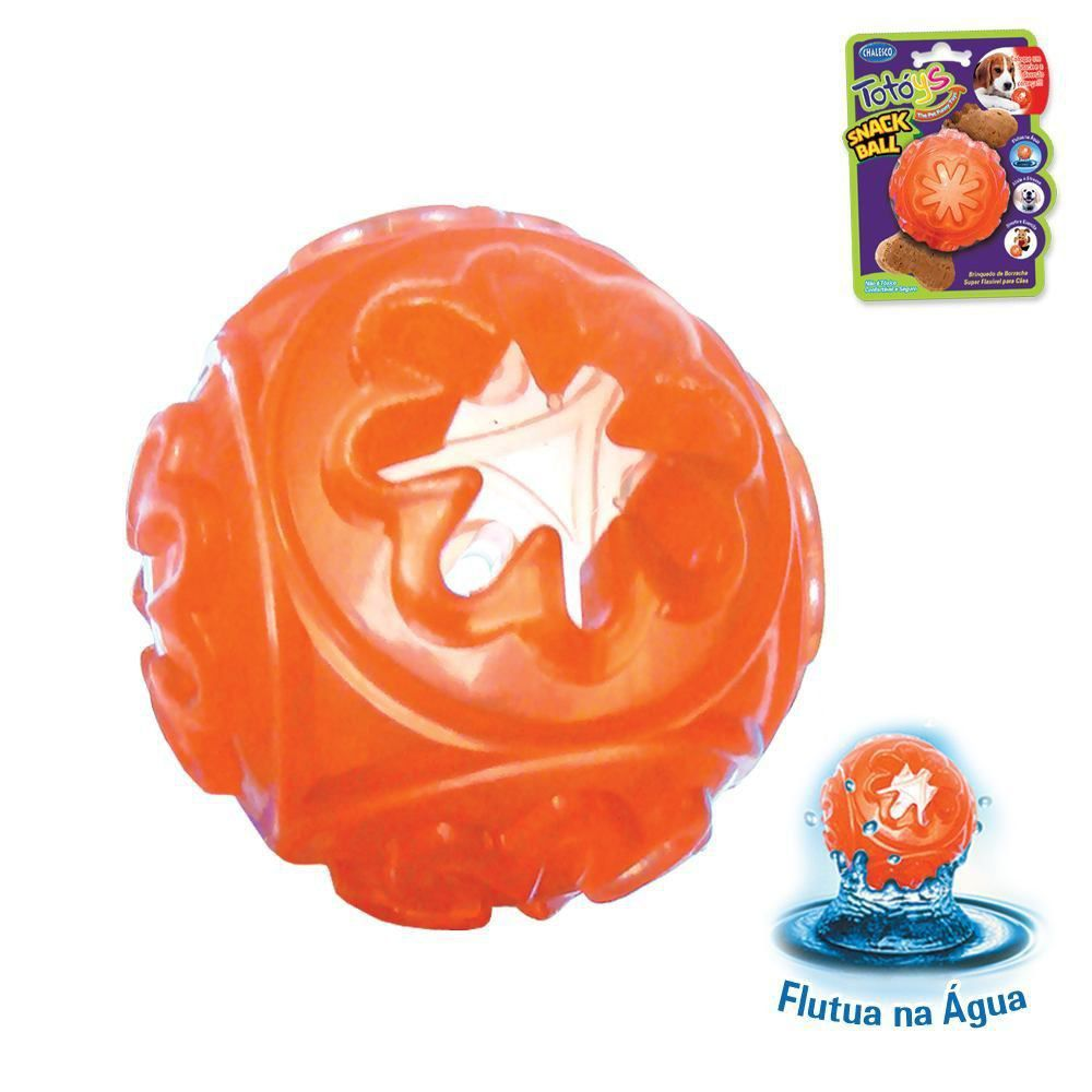 BRINQUEDO TOTOYS SNACK BALL