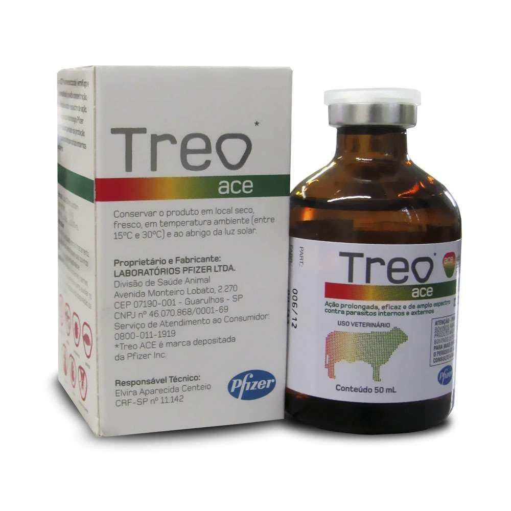 TREO ACE DORAMECTINA 50 ML