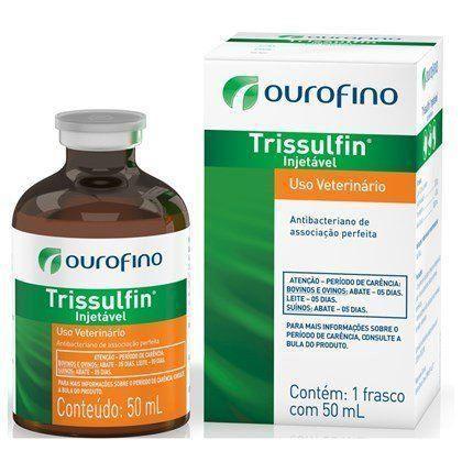 TRISSULFIN INJ 50ML