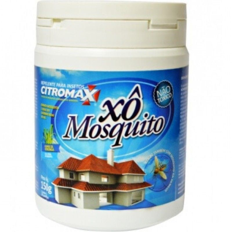 XÔ MOSQUITO CITROMAX 150G