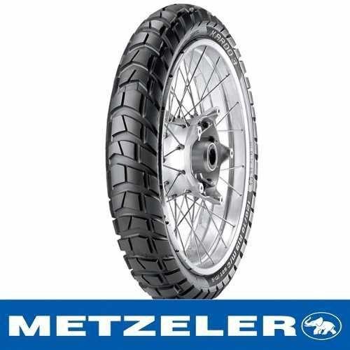 Pneu Metzeler Dianteiro 90/90-21 Karoo3 (tl) tubeless 54r Bmw F800 Gs Sem Câmara