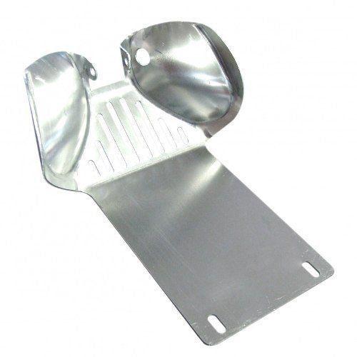 Protetor De Motor Chassi Anker Xr 200 Nx 200 Em Alumínio