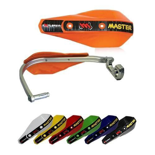 Protetor De Mão Master E Cia Guidão 22mm 28mm 28,5mm 31mm