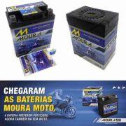 Bateria Moura Ma6-D 12v 6ah