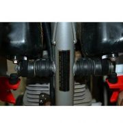 Suporte Bucha Aletas Do Tanque Avtec Crf 230 Adaptável 2008 A Diante