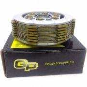 Embreagem Competição Gp Completa 7 Discos 6 Mola Crf 230