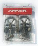Pedaleira Articulada Bmw F700 800 Gs  Bmw R 1200 Gs  Gs 650 Anker