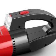 Aspirador De Pó E Líquido Automotivo Carro Multilaser Com Lanterna