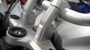 Alongador Adaptador Recuado de Guidão Anker Bmw R 1200 Gs 2008 até 2012