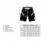 Bermuda Short Ims Laranja Motocross Trilha Downhill