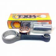 Biela Completa Txk Competição Cg 125 2002 A 2008 Bros 125 2003 A 2005 pino 15mm