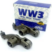 Braço Oscilante Ww3 C/ Rolete Crf 230 Cbx 200 Xr Nx Nx Cbx Bros Turuna