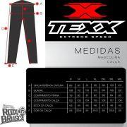 Calca Texx Vulcan Motociclista Impermeável E Proteção