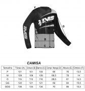 Camisa Ims Flex Vermelha / Preta Trilha Bikes Motocross