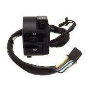 Conjunto Interruptor Luz Condor Lado Esquerdo Bros 125 2013... Es