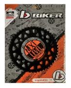 Coroa Aço 1045 Biker Honda Cr 80 Cr 85 Crf 150R 420H 50 52 56 Dentes