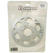 Coroa Aço Biker 520h Dt 180 Dt 200 Xt 225 46 48 50 Dentes