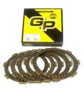 Discos Embreagem Gp (5 Pecas) Cg 150 Cg 125  Bros 150