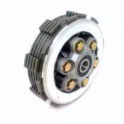 Embreagem Completa Gp Cg 150 Titan Fan 160 Bros 160 Competição 6 Molas - 6 Discos