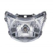 Farol Completo C/ Lampada Keisi Biz 125 2011... Biz 100 2012...