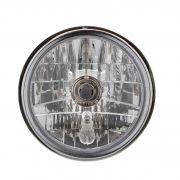 Farol Completo C/ Lampada Keisi Yes 125