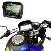 Gps P/ Moto tracker 4.3 Polegadas A Prova Da Água Bluetooth multilaser