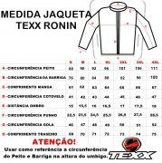 Jaqueta Texx Impermeável Ronin Motoqueiro Texx