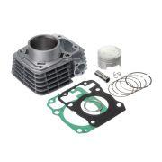 Kit Kmp C/Cilindro Pistao Anel E Junta Kit A Cg 150