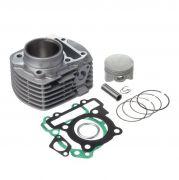 Kit Kmp C/Cilindro Pistao Anel E Junta Kit A Fazer 150