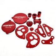 Kit Personalização 13 Peças Anodizadas Honda Crf 230