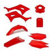 Kit Plástico Amx Completo Honda Crf 250f