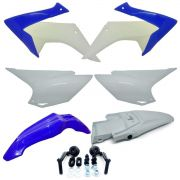Kit Plástico Carenagem Crf 230 2008 A Diante Modelo 2015 A 2018 Avtec