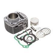 Kit Premium C/Cilindro Pistao Junta Kmp Anel Rik Fazer 150 Xtz Crosser 150  Factor 150 16...