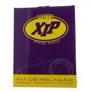 Kit Transmissão Xip Corrente Coroa Pinhão 1023 Xlr 250R