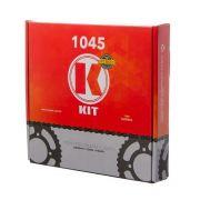 Kit Transmissao K Cg 150 2004 Em Diante