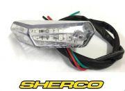 Lanterna Traseiro Amx Led Sherco 250 300 450