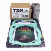 Pino Cursado Txk 2mm Crf 230 Xr 200 Cbx 200 Com Flange Master Cia