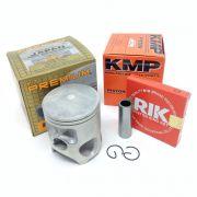 Pistão Kmp Premium Rd 135 Rdz 135 Anéis Rik Std Á 2.00mm