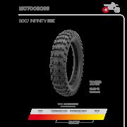 Pneu Borilli B007 Infinity Mx 120/90-19 Traseiro Motocross