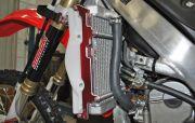Protetor De Radiador Corona Honda Crfx 250